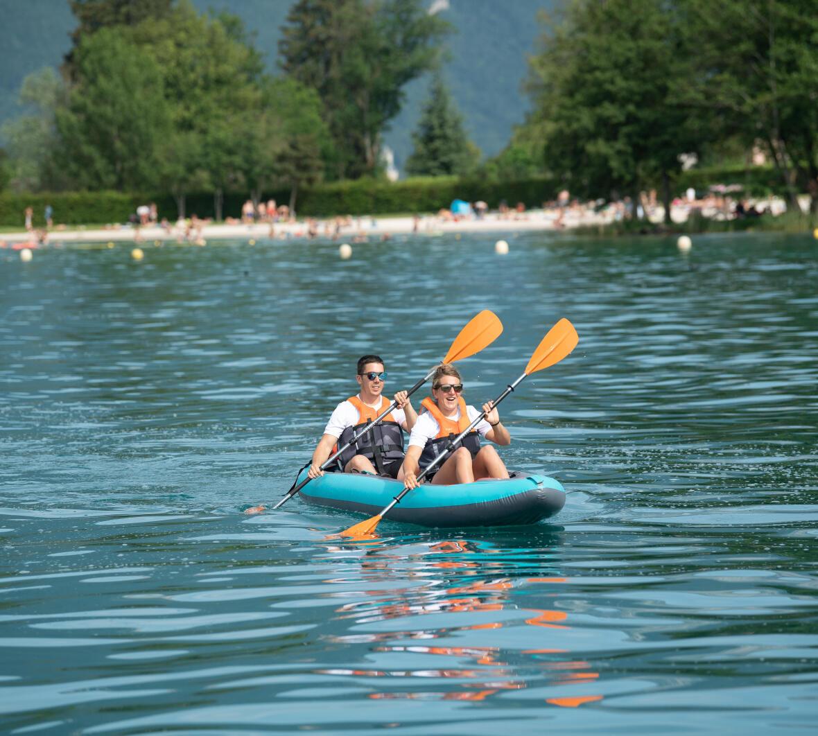 fitness kayak