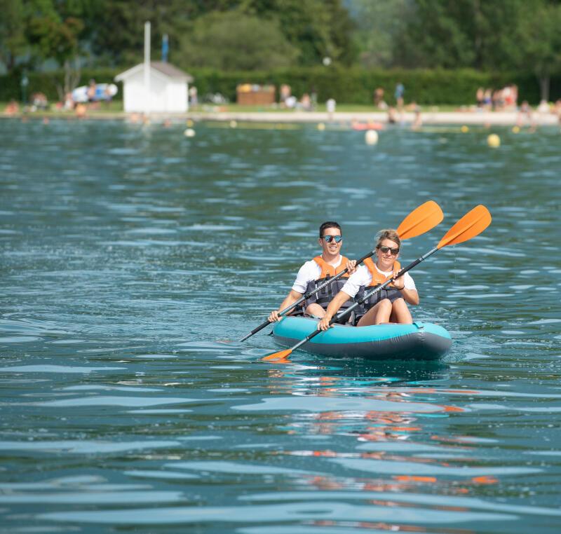 kayak fitness