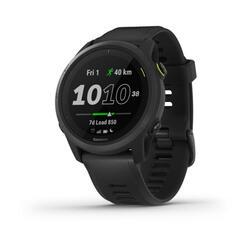 SMARTWATCH COM GPS MULTISPORTS GARMIN FORERUNNER 745 PRETO