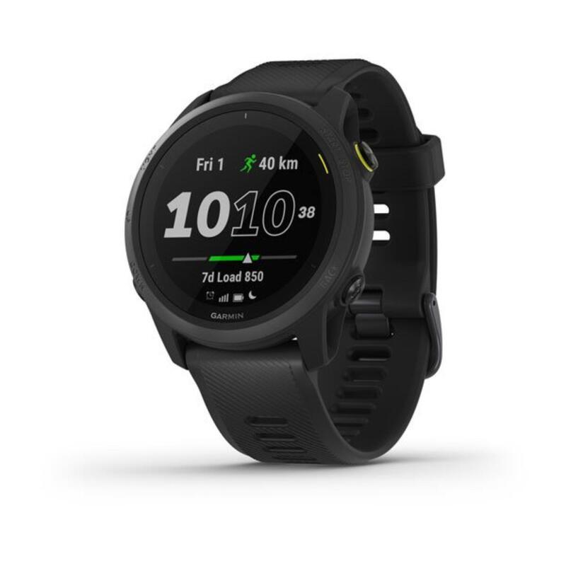 Multisport gps-smartwatch Forerunner 745 zwart