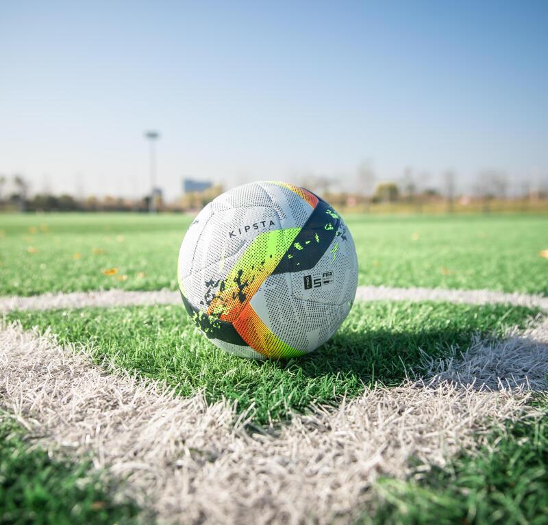 Hur väljer jag fotboll?