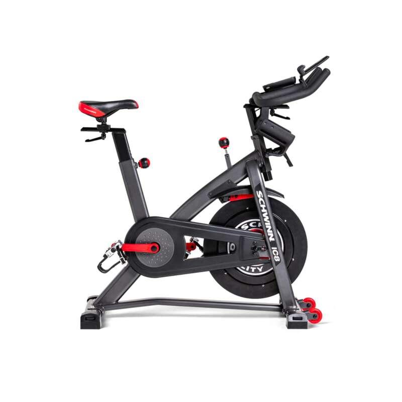 BIKING FITNESS CARDIO Fitness Cardio, Bodybuilding, Crosstraining, Pilates - Bicicletă de apartament IC8  SCHWINN - Aparate fitness cardio