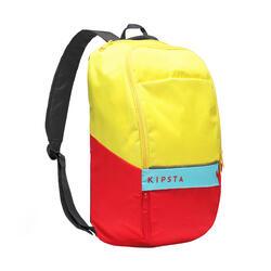 17 L背包Essential - 黃紅配色