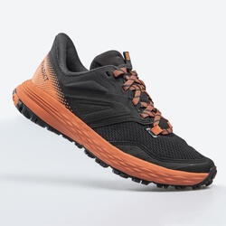 WOMEN'S TRAIL RUNNING SHOES - EVADICT TR2 - BLACK CORAL