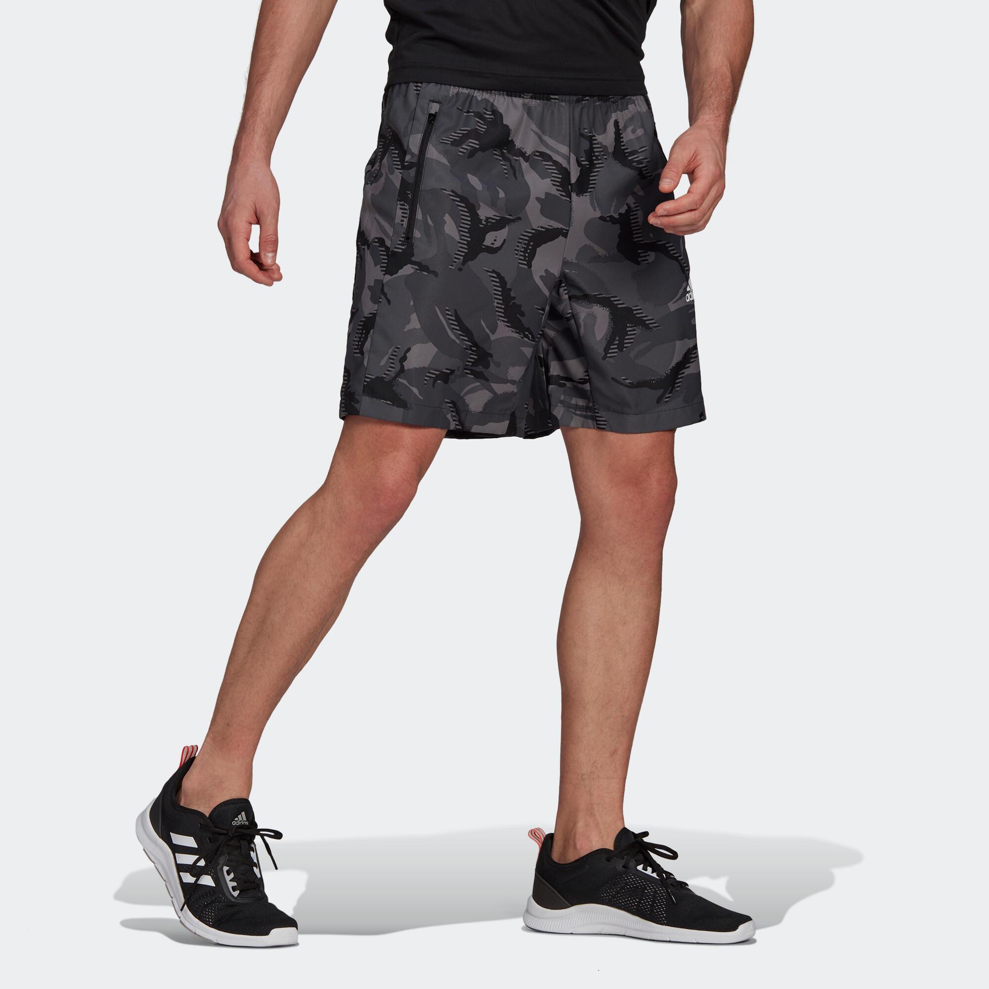 Şort Fitness Cardio Adidas imagine