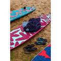 PÁNSKÉ BOTY NA SURFOVÁNÍ Surfing a bodyboard - PÁNSKÉ ŽABKY 950 HNĚDÉ  OLAIAN - Obuv, osušky a doplňky k vodě