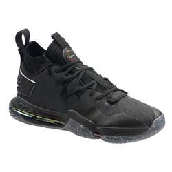 Men's Mid-Rise Basketball Shoes SE900 - Black Reflect