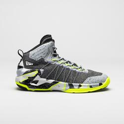 Men's Basketball Shoes Shield 500 - Grey/Yellow