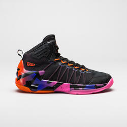 Men's Basketball Shoes Shield 500 - Grey/Orange