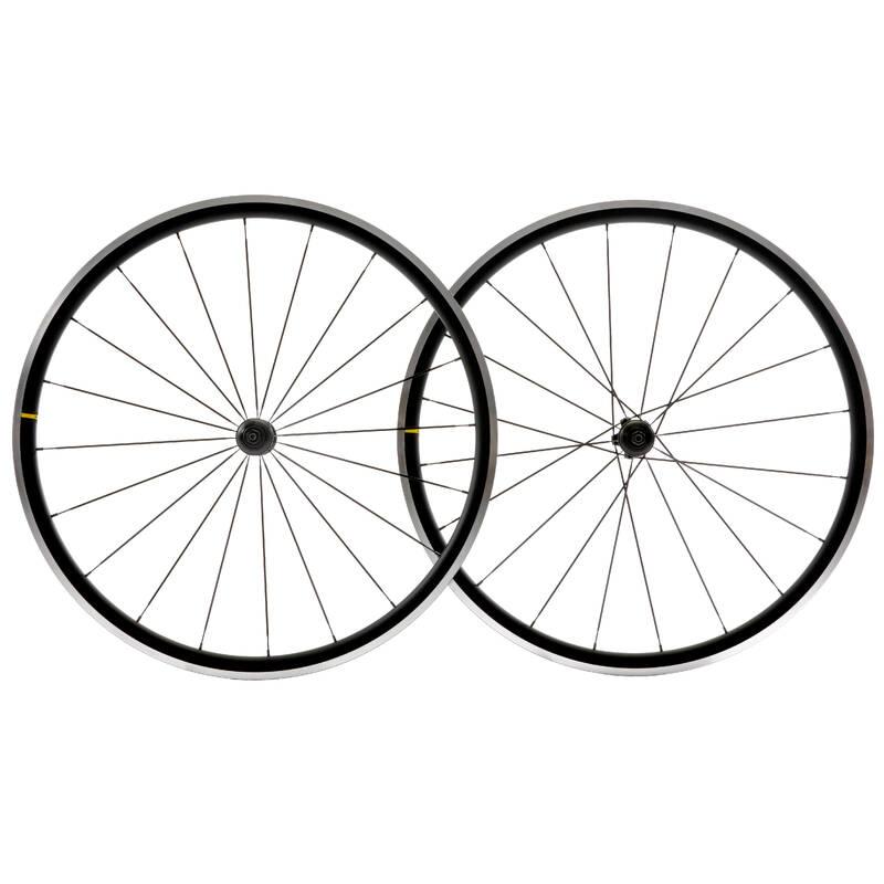 SILNIČNÍ KOLA Cyklistika - KOLA COSMIC ELITE UST MAVIC - Náhradní díly a údržba kola