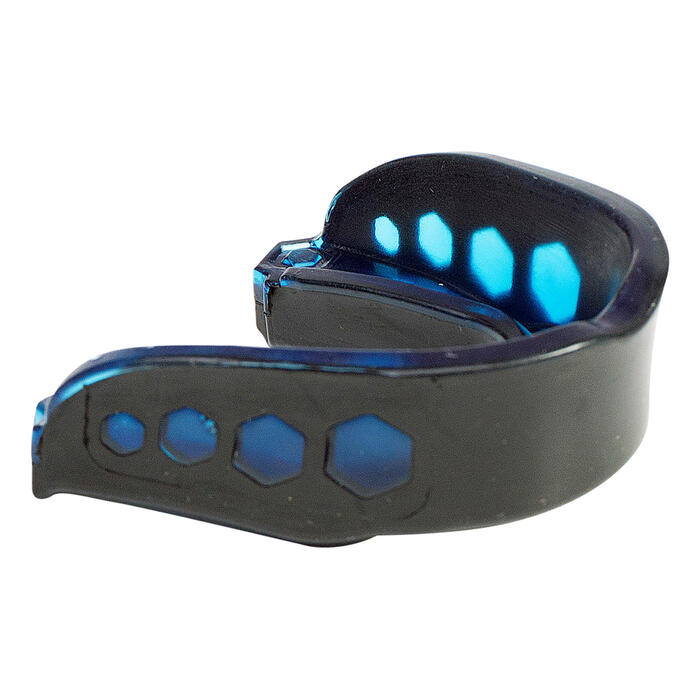 Proteção Dentes Hóquei em Campo, Grande Intensidade, Criança/Adulto Gel Max Azul
