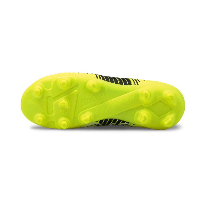 Fussballschuhe Nocken Future 3.1 FG/AG Kinder gelb