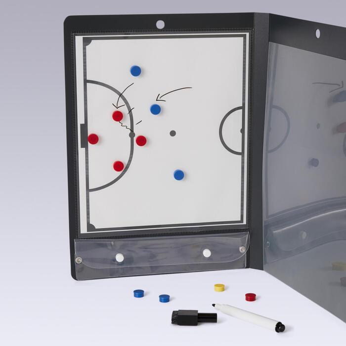 Quadro Tático para Treinador de Futsal