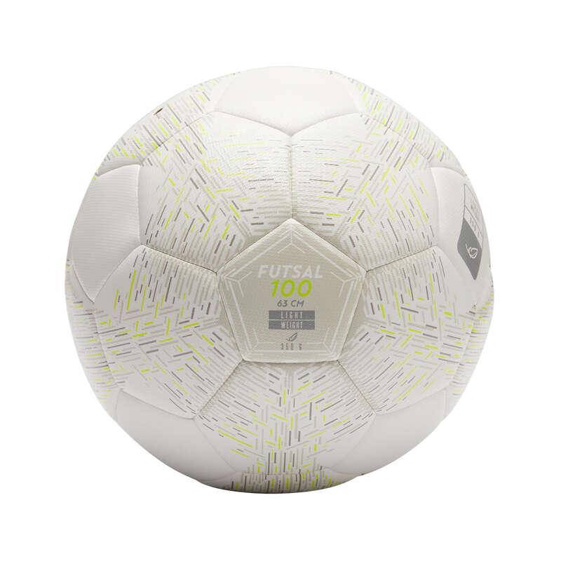Futsal labdák Futball - Teremfutball-labda 100 Light  IMVISO - Futsal