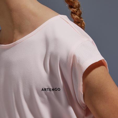 Girls' T-Shirt 500 - Pink