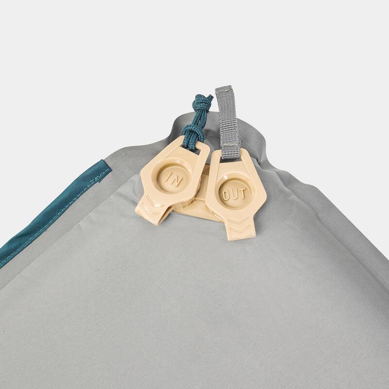 AISLANTE AUTOINFLABLE DE CAMPING COMFORT 65cm 1 PERSONA