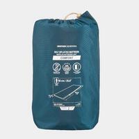 Comfort self-inflating camping mattress