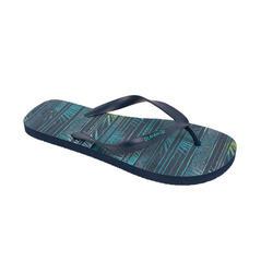 男款夾腳拖鞋120-藍色/大地棕櫚款