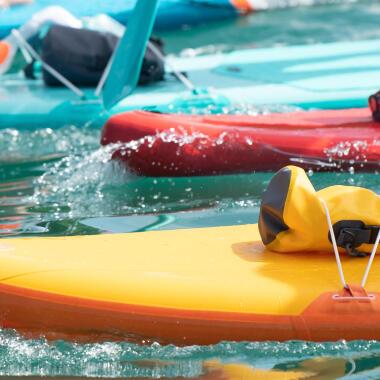 pochette étanche stand up paddle