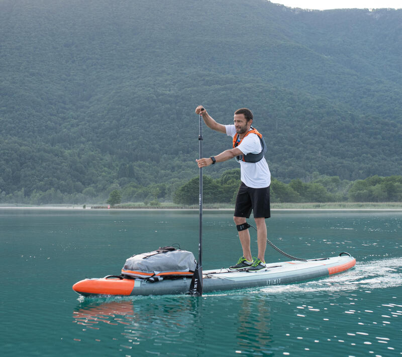 stand up paddle board technique