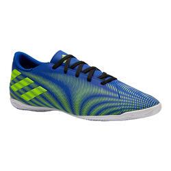 Sapatilhas de Futsal Adulto NEMEZIZ Azul/Amarelo