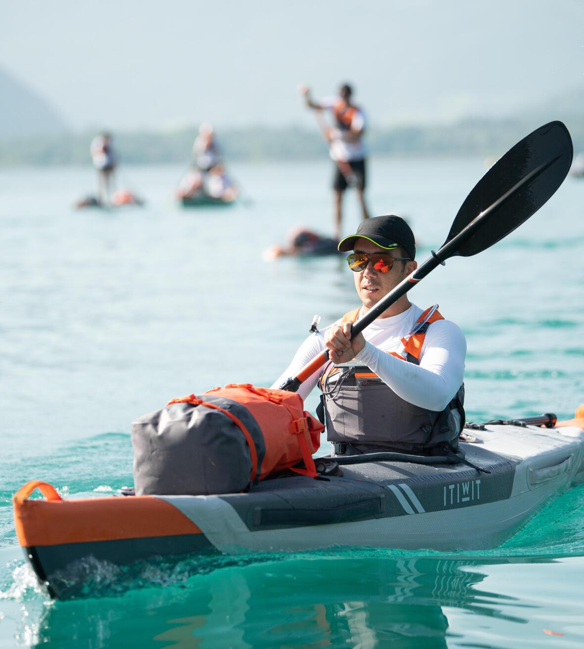 waterproof container itiwit kayak