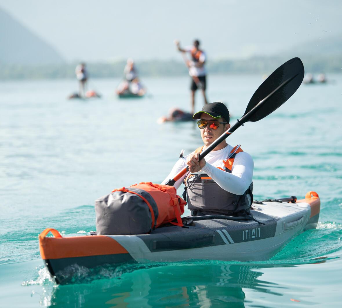 kayak sac etanche itiwit
