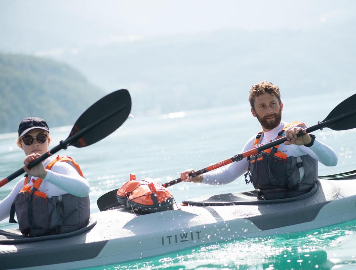 ramer bi places kayak