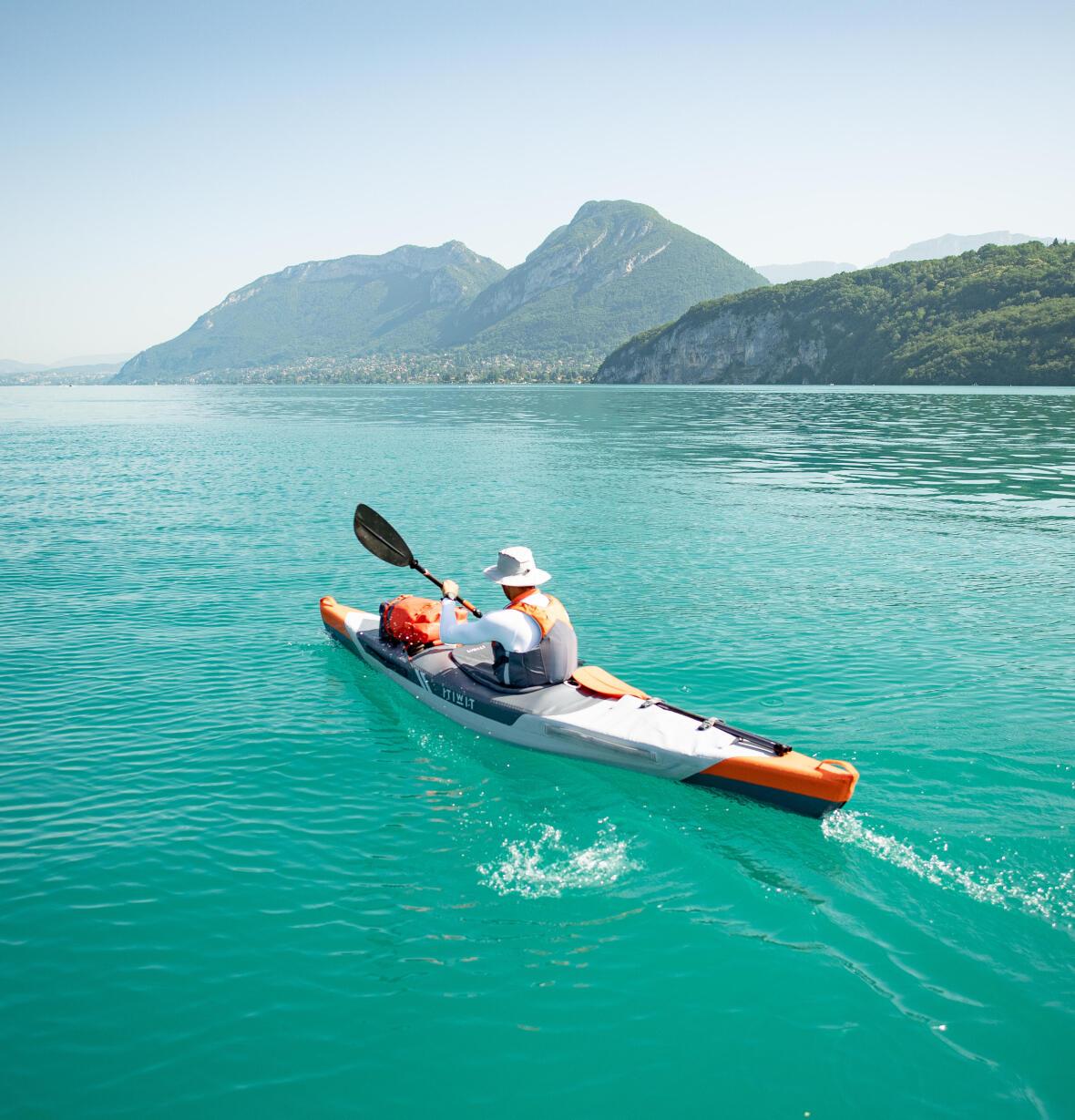 experienced kayak france