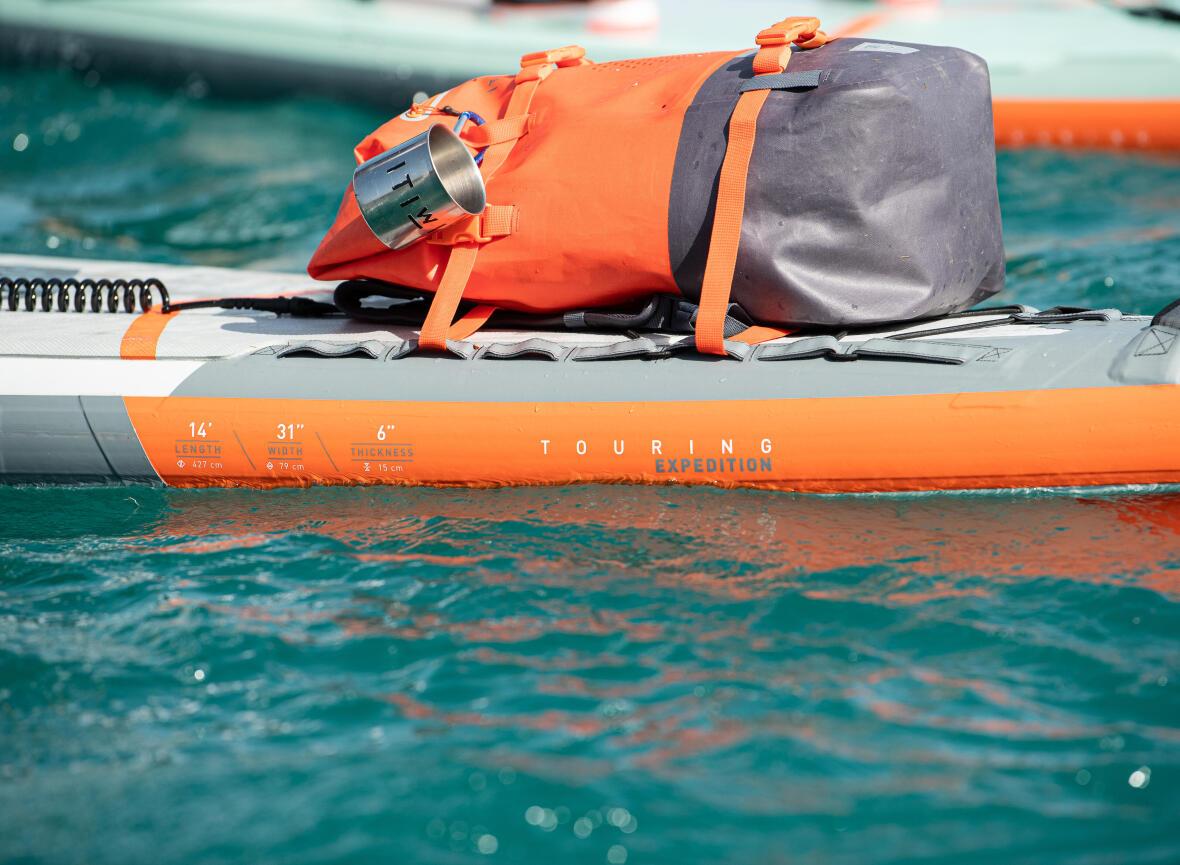 sac etanche stand up paddle