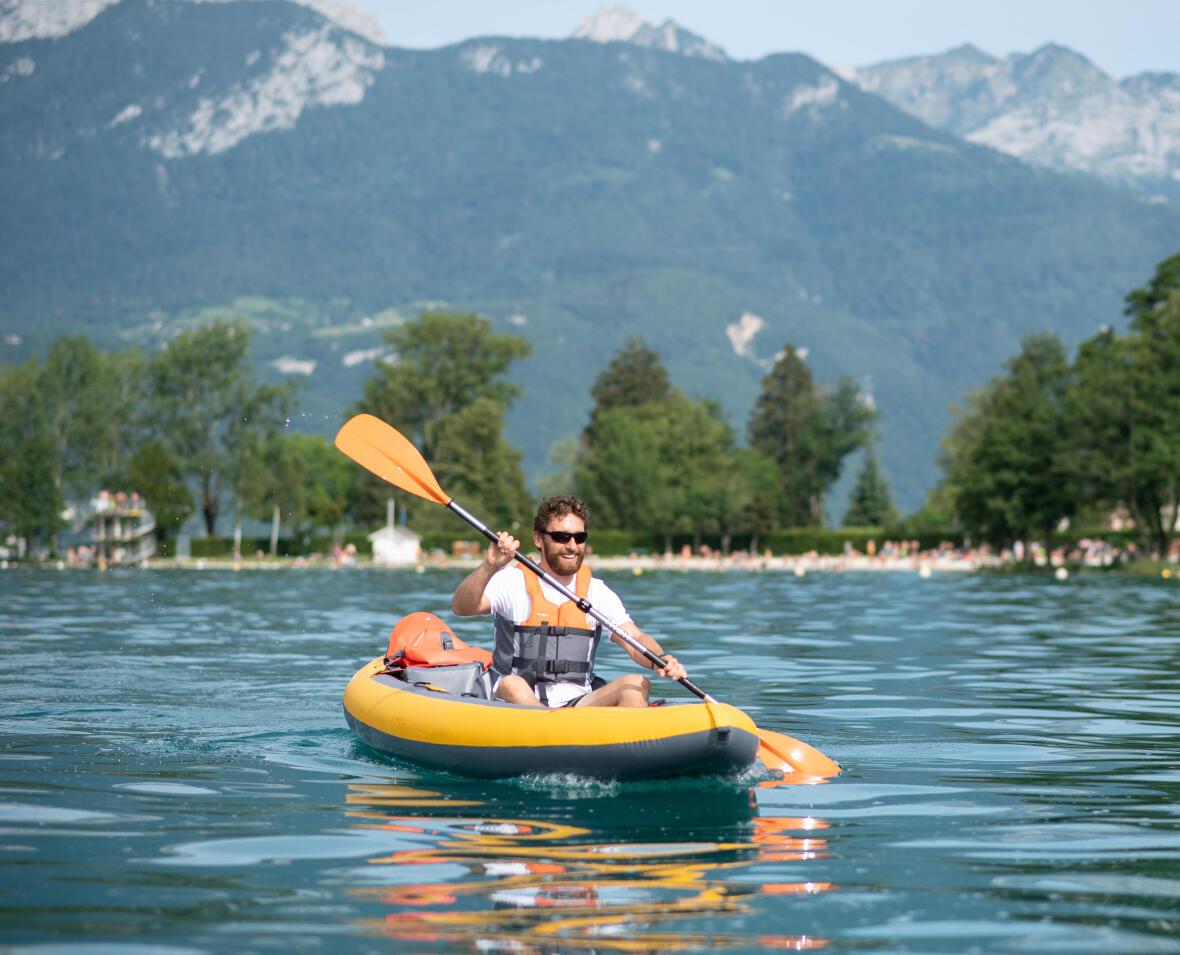 kayak rules beach craft