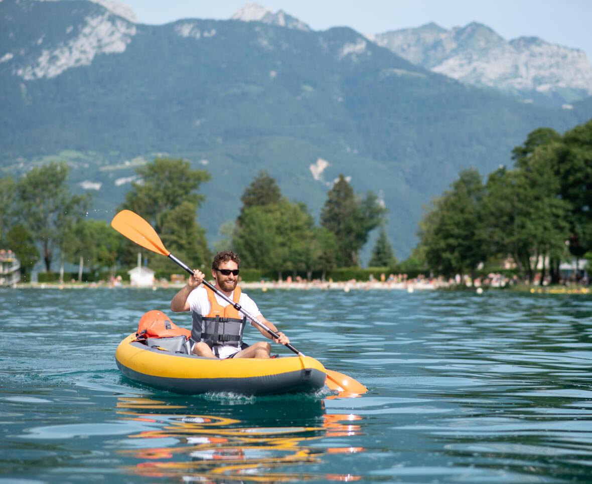 canoe kayak itiwit engin de plage