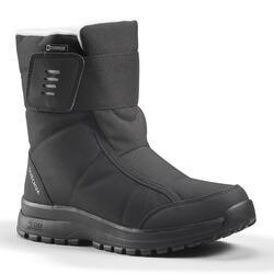 女款超保暖防水保暖中筒雪靴SH100