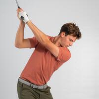 Short sleeve golf polo shirt - Men