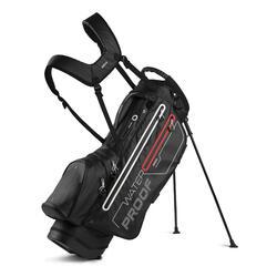 Golf Standbag wasserdicht schwarz