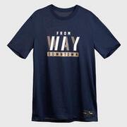 Men's Basketball T-Shirt / Jersey TS500 Fast - Dark Blue Downtown