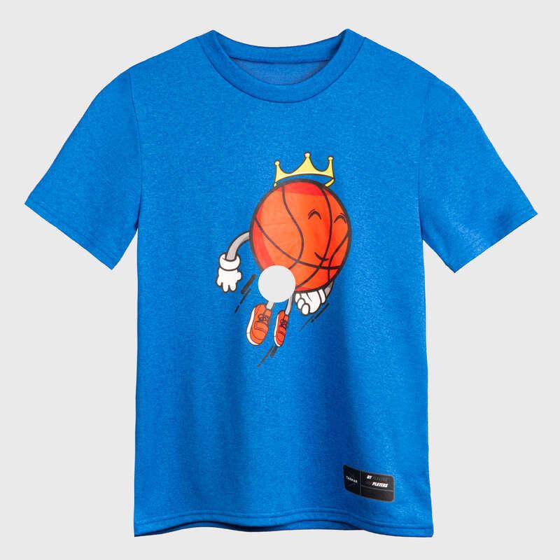 Kosárlabda öltözék Felsőruházat - Gyerek póló kosárlabdázáshoz  TARMAK - Felsőruházat