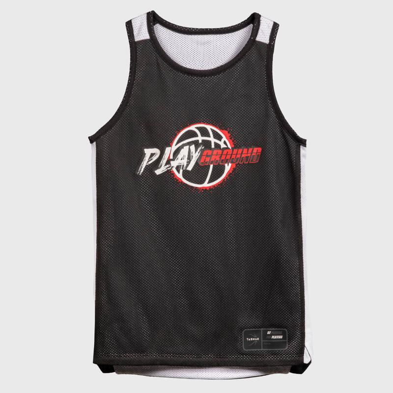 DĚTSKÉ OBLEČENÍ NA BASKETBAL Basketbal - DRES T500R PLAYGROUND TARMAK - Basketbalové oblečení a doplňky