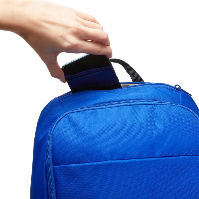 Mochila de Futebol Essentiel 17 Litros Azul-Índigo