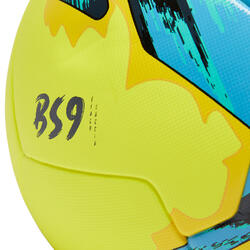 Thermobonded Beach Soccer Ball Size 5 - Yellow