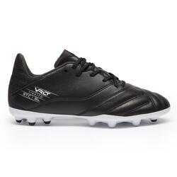 Leather Football Boots Viralto II MG - Black
