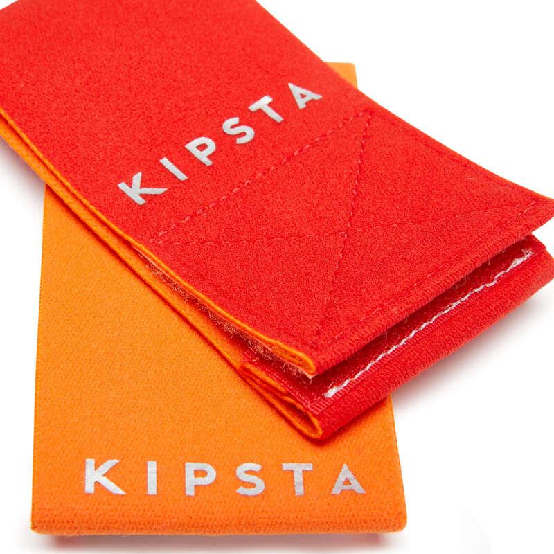 Védőfelszerelés Futball - Sípcsontvédő tartópánt Fix it KIPSTA - Edzésfelszerelés