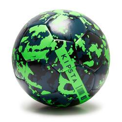 Voetbal Graphic Ball Hybride Light maat 5 Tipik