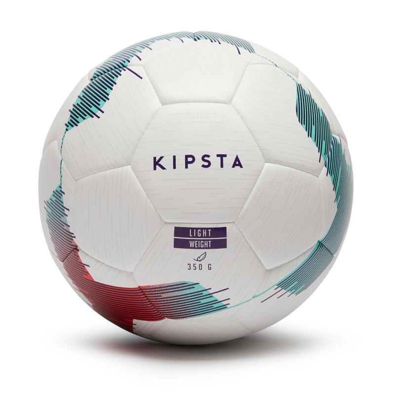 """Hibridinis futbolo kamuolys """"F500 Light"""", 5 dydžio, baltas"""