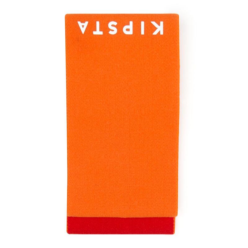 Bande de maintien réversible rouge ou orange