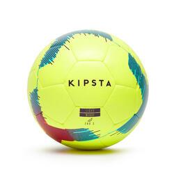 Hybrid Football F500 Light Size 4 - Yellow