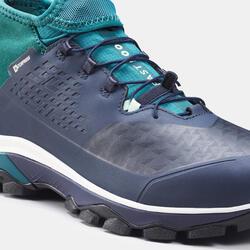 超輕防水遠足鞋 - FH500 - 深藍色 - 女裝