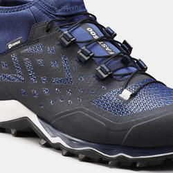 Chaussures imperméables ultra légères de randonnée rapide - FH500 - Homme