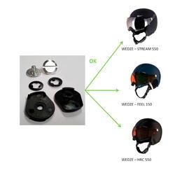 Kit de Parafusos para Capacete de Ski Feel 150/Stream 550/HRC 550