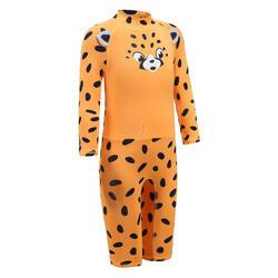 嬰兒款/兒童款抗紫外線泳裝 - 獵豹